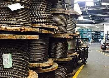 Cabos de aço em inox