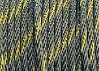 Cabos de aço galvanizados